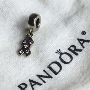 Pandora Jewelry - 🎀 PANDORA Breast Cancer Charm